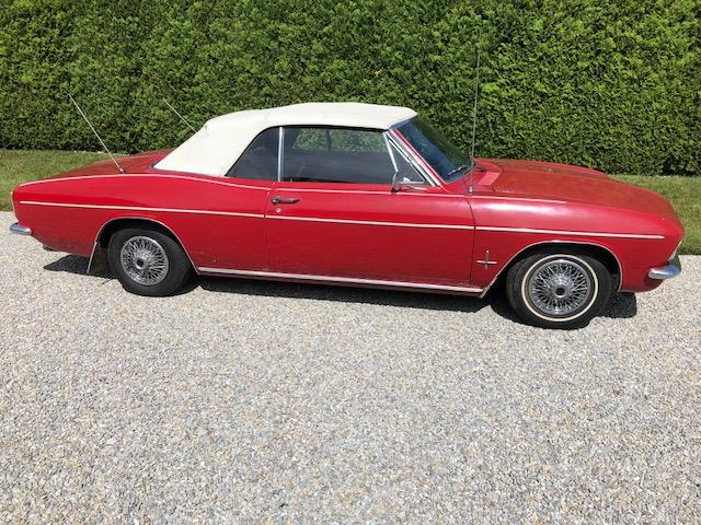 Picture of Classic '66 Chevrolet Corvair - $5,600.00 Offered by a Private Seller - ODT2