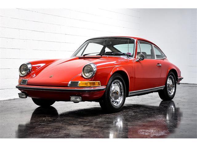 Picture of '69 Porsche 912 located in Costa Mesa California - ODT6