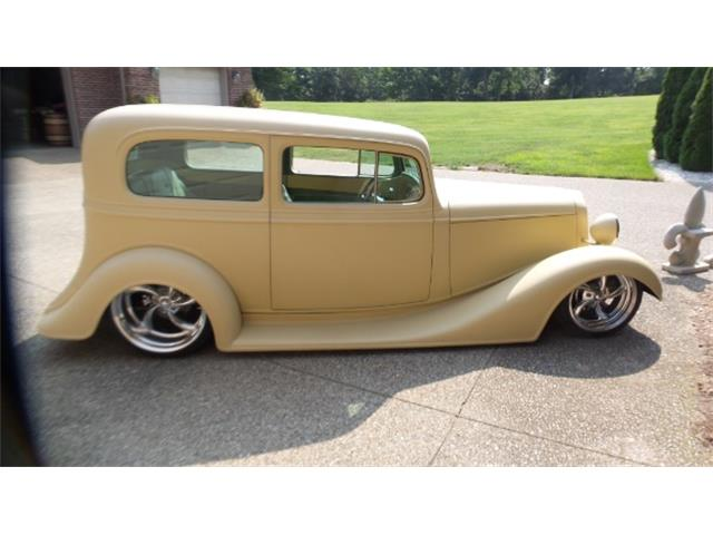 1934 Chevrolet Sedan for Sale | ClassicCars com | CC-1248122