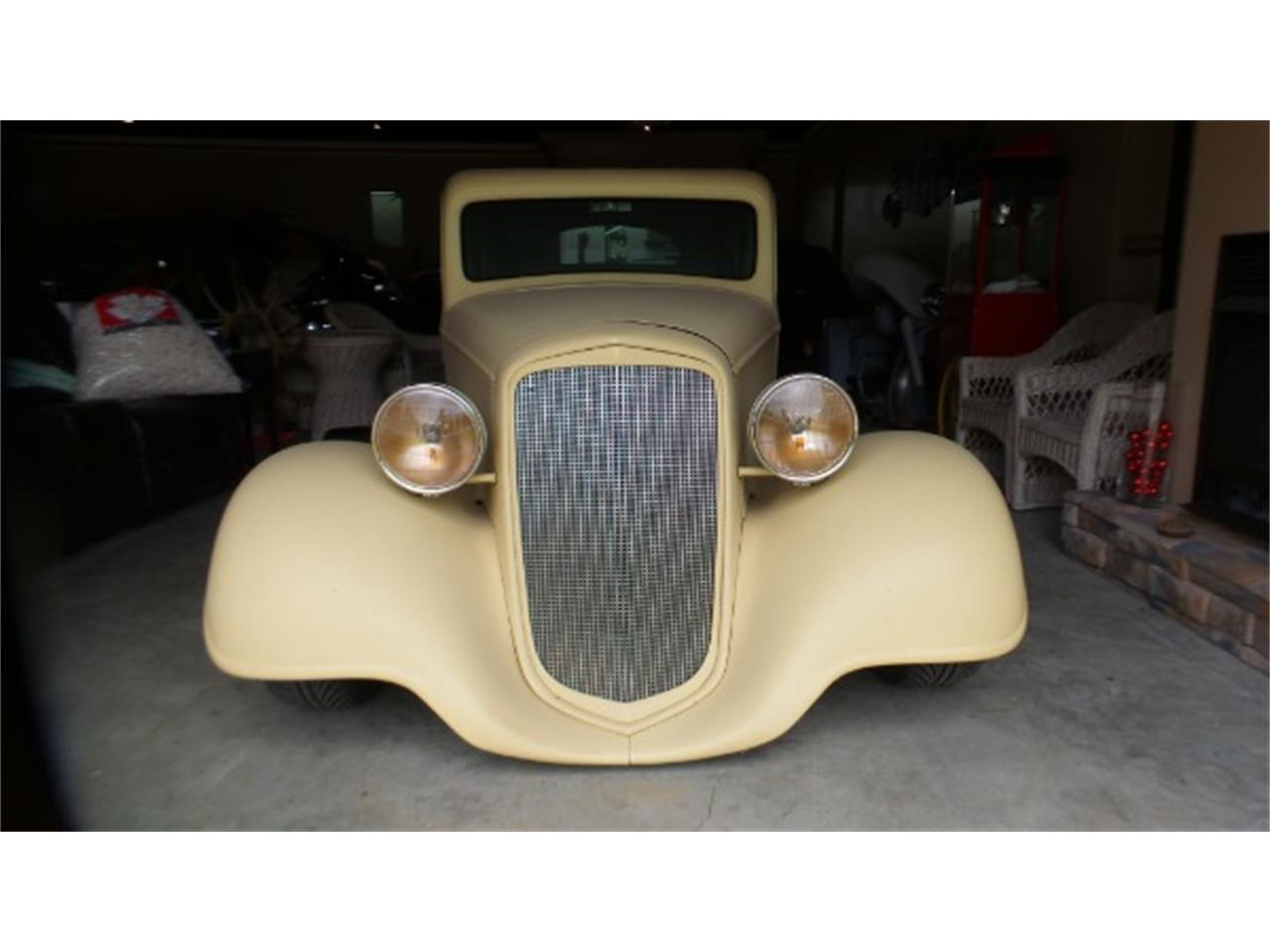 Large Picture of '34 Sedan - ODUV