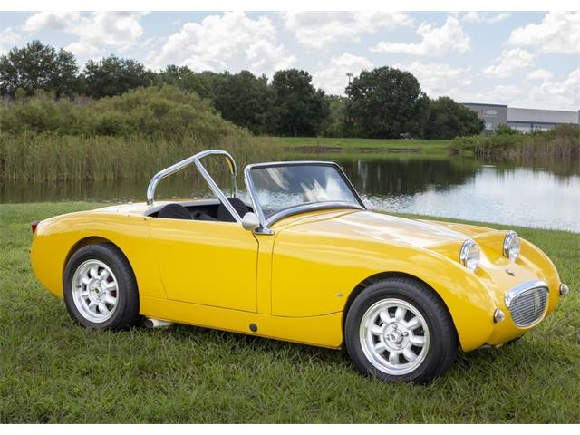 Picture of 1958 Austin-Healey Sprite located in Palmetto Florida - $19,995.00 Offered by  - ODVI