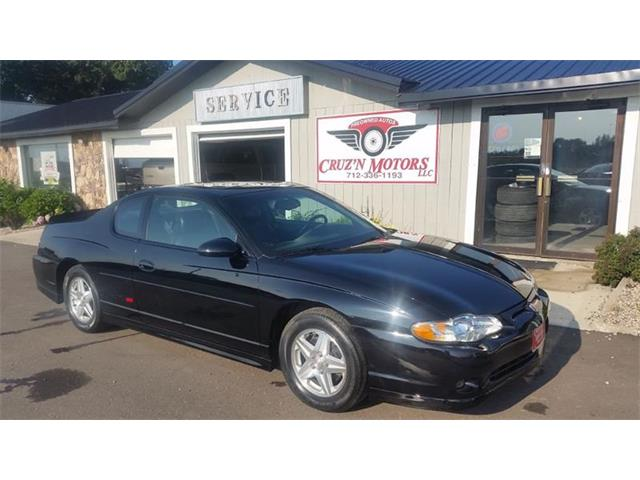 Picture of '01 Monte Carlo located in Iowa - $8,995.00 Offered by  - ODVM