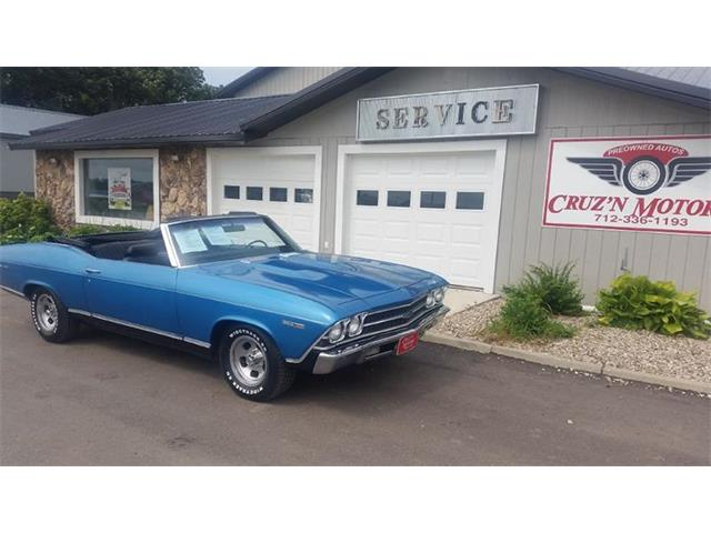 Picture of Classic '69 Chevrolet Chevelle Malibu Offered by  - ODVN