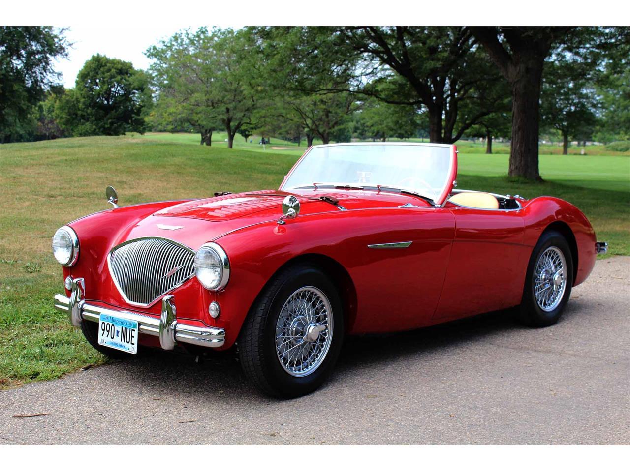 Minneapolis Car Dealers >> 1954 Austin-Healey 100-4 for Sale | ClassicCars.com | CC ...