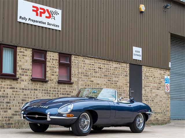 Picture of '63 E-Type - ODWH