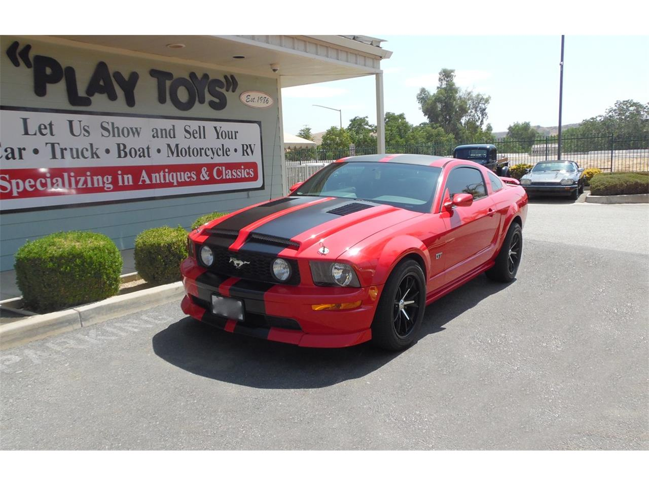 Large picture of 2005 mustang gt 12995 00 offered by play toys classic cars odwq