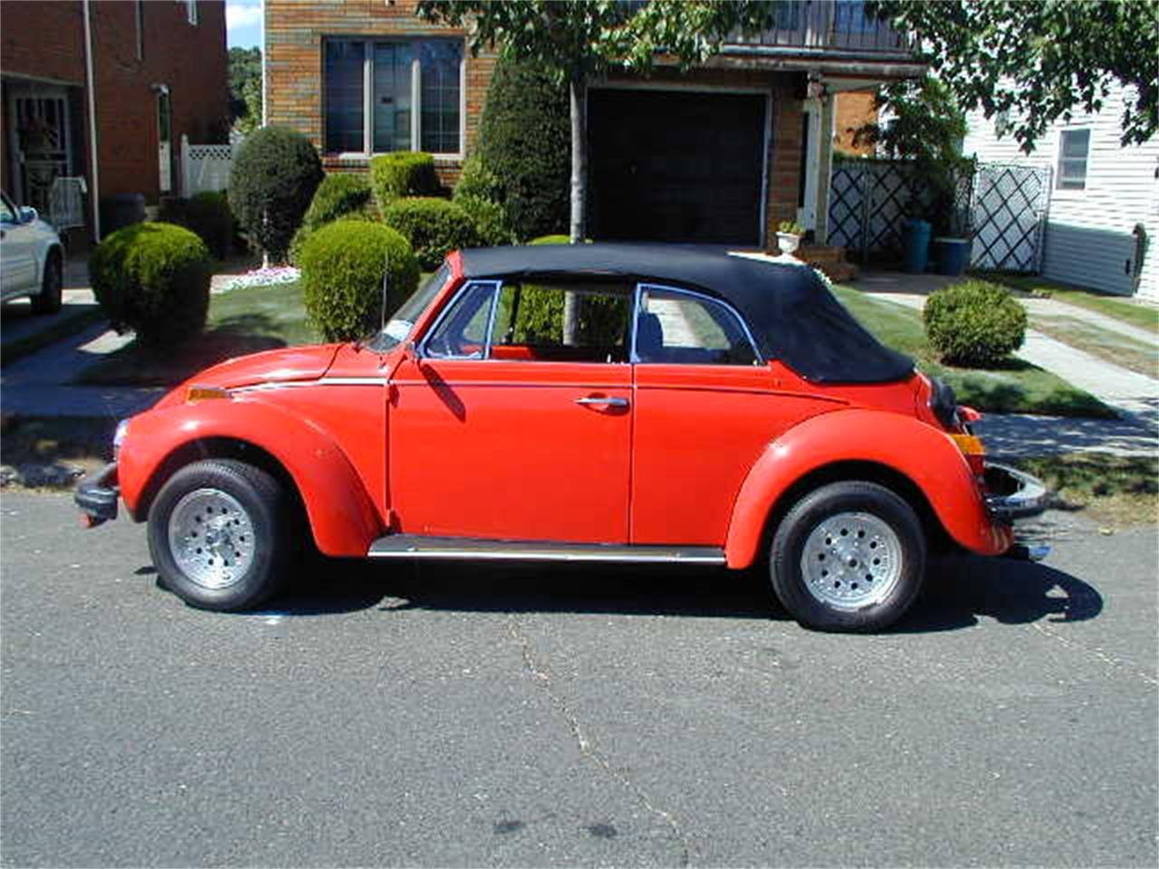 Large Picture of 1978 Super Beetle located in New York Offered by a Private Seller - ODX7