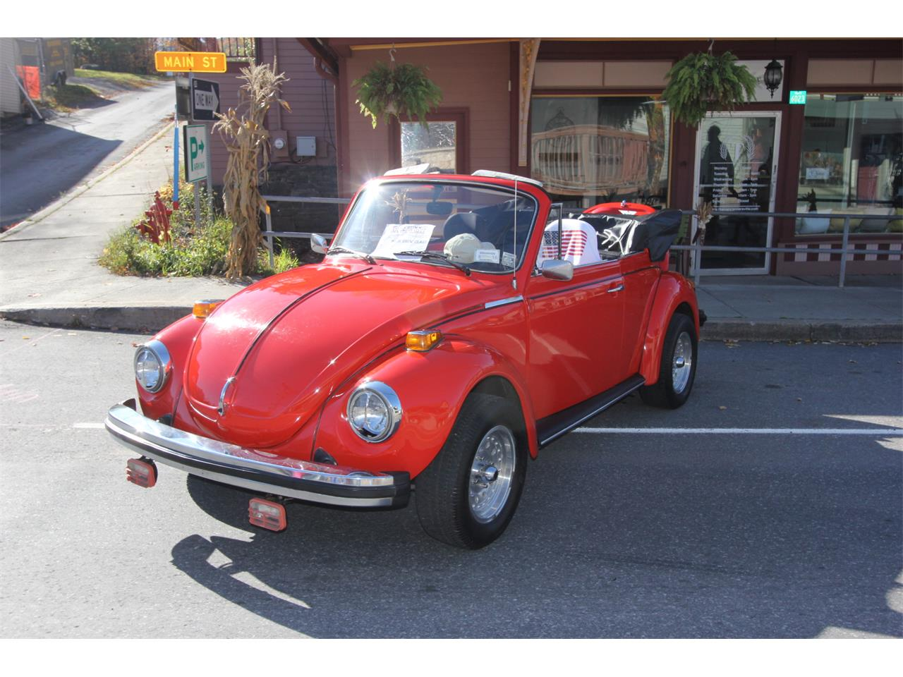 Large Picture of '78 Volkswagen Super Beetle located in New York Offered by a Private Seller - ODX7