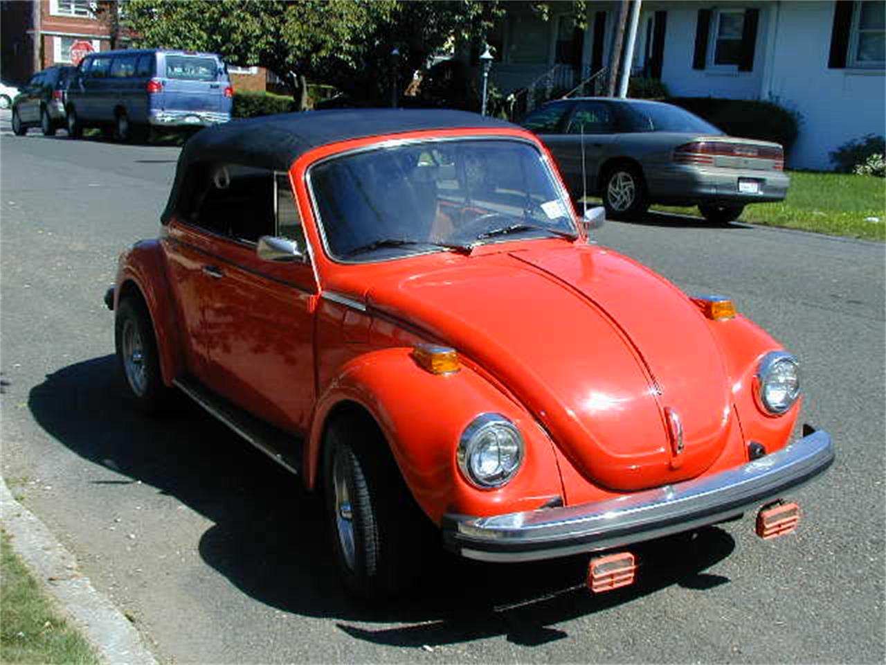 Large Picture of 1978 Volkswagen Super Beetle - ODX7