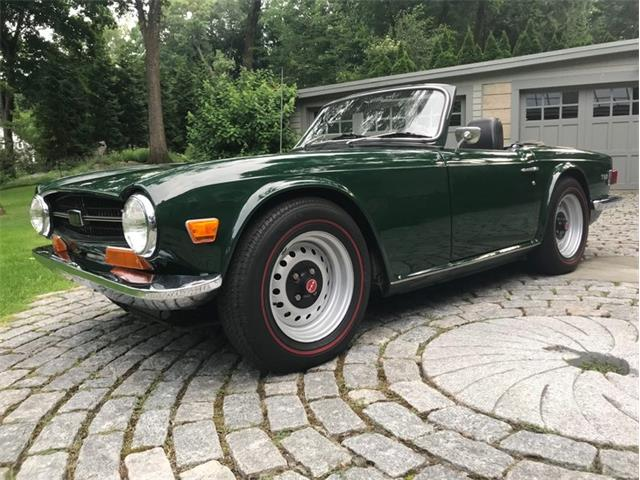 Picture of '69 TR6 - O8IK
