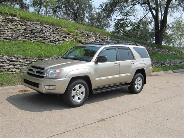 Picture of '05 4Runner - ODYN