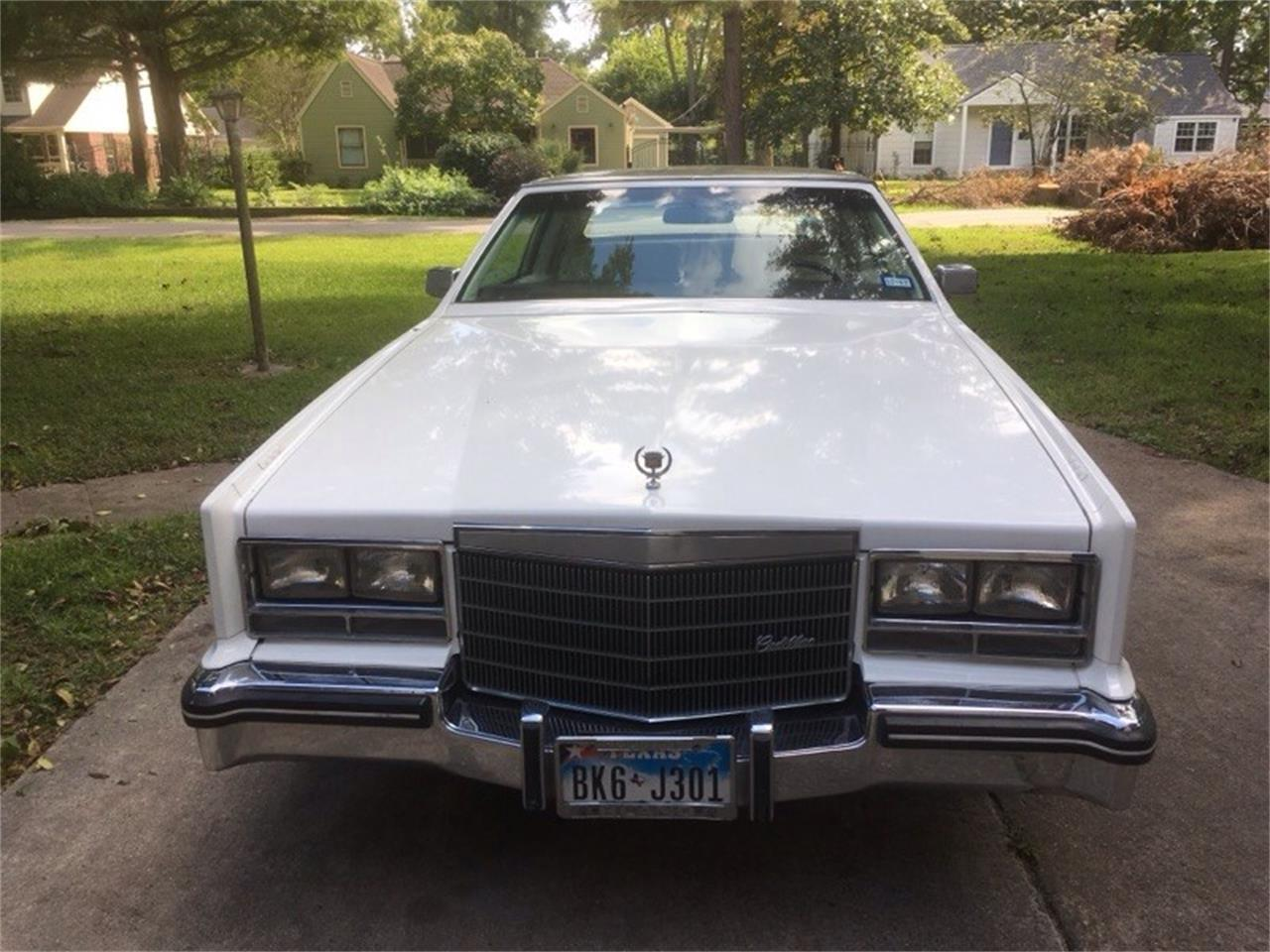 Large Picture of '85 Eldorado Biarritz Offered by a Private Seller - ODYU