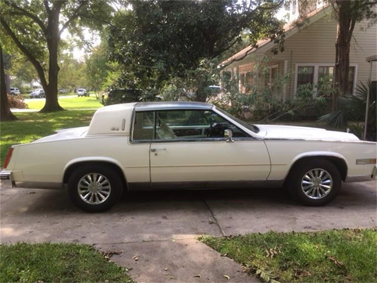Large Picture of 1985 Eldorado Biarritz located in Houston Texas Offered by a Private Seller - ODYU