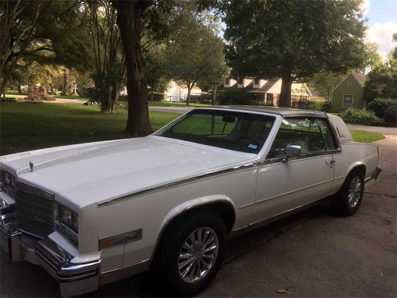 Large Picture of 1985 Cadillac Eldorado Biarritz located in Houston Texas - $12,500.00 - ODYU