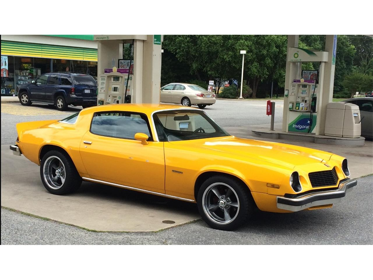 1976 chevrolet camaro for sale | classiccars | cc-1137861