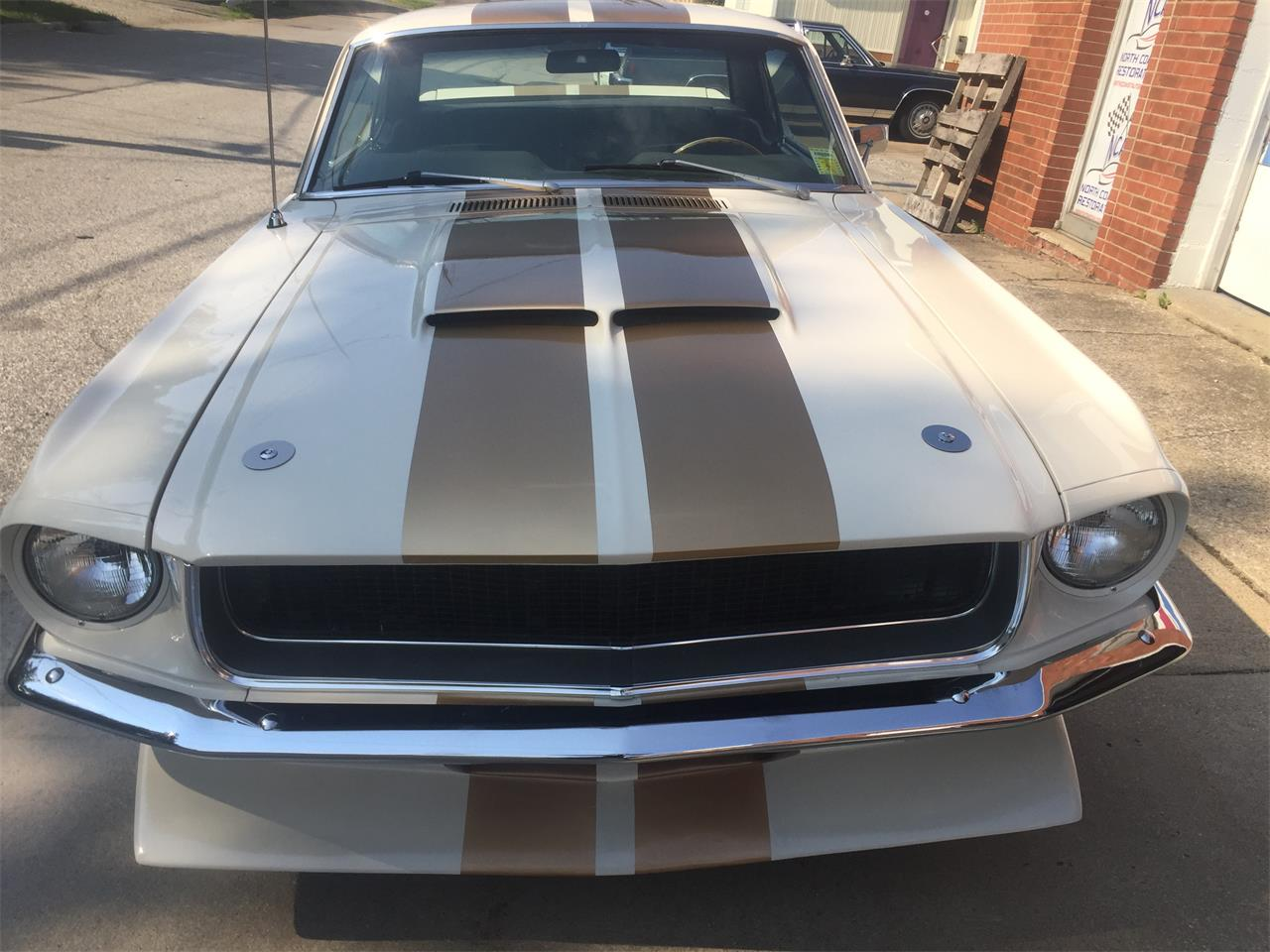 Large Picture Of Classic 1968 Mustang Located In Ohio