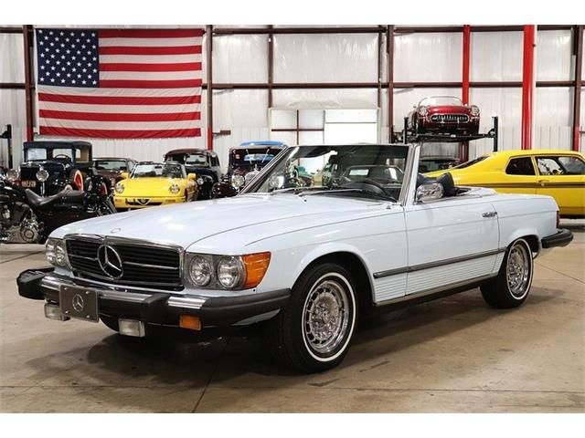 Picture of 1974 Mercedes-Benz 450 Offered by  - ODZN