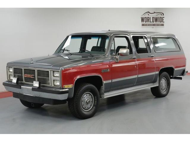 Picture of '86 Suburban - OE03
