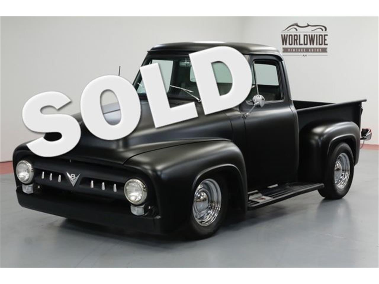 1955 Ford F100 For Sale Cc 1137892 Parts Large Picture Of 55 Oe04