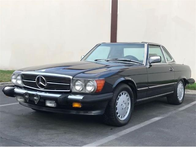 Picture of '88 Mercedes-Benz 560SL - OE0Z