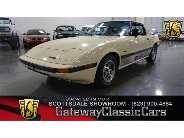 Picture of '85 Mazda RX-7 located in Deer Valley Arizona - $13,595.00 Offered by  - OE2B