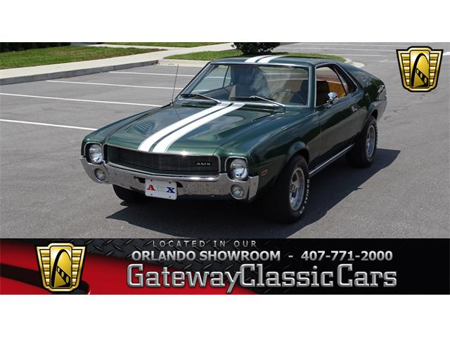 Picture of '69 AMX - $27,595.00 - OE2L