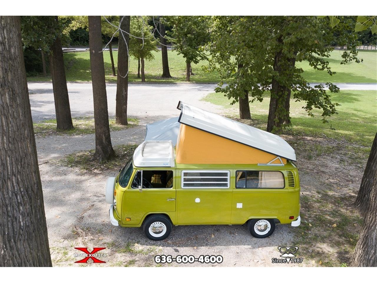 Large Picture of '78 Westfalia Camper - OE30