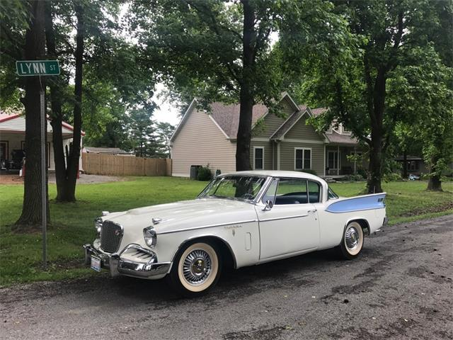 Picture of Classic 1957 Studebaker Golden Hawk located in St. Louis Missouri - OE34