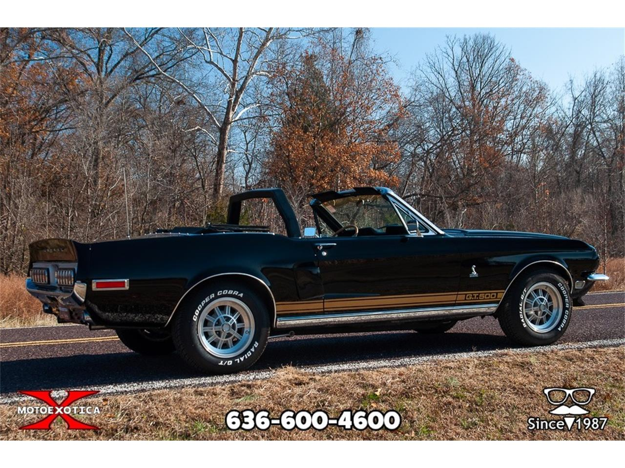 Large Picture of Classic '68 Mustang located in Missouri - OE3E
