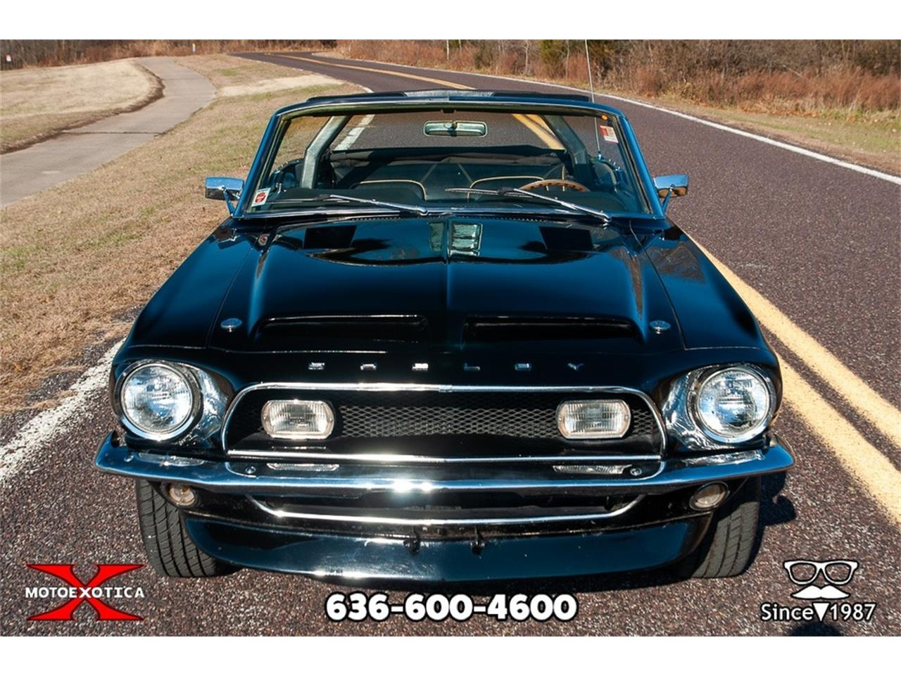 Large Picture of Classic 1968 Mustang located in Missouri - OE3E