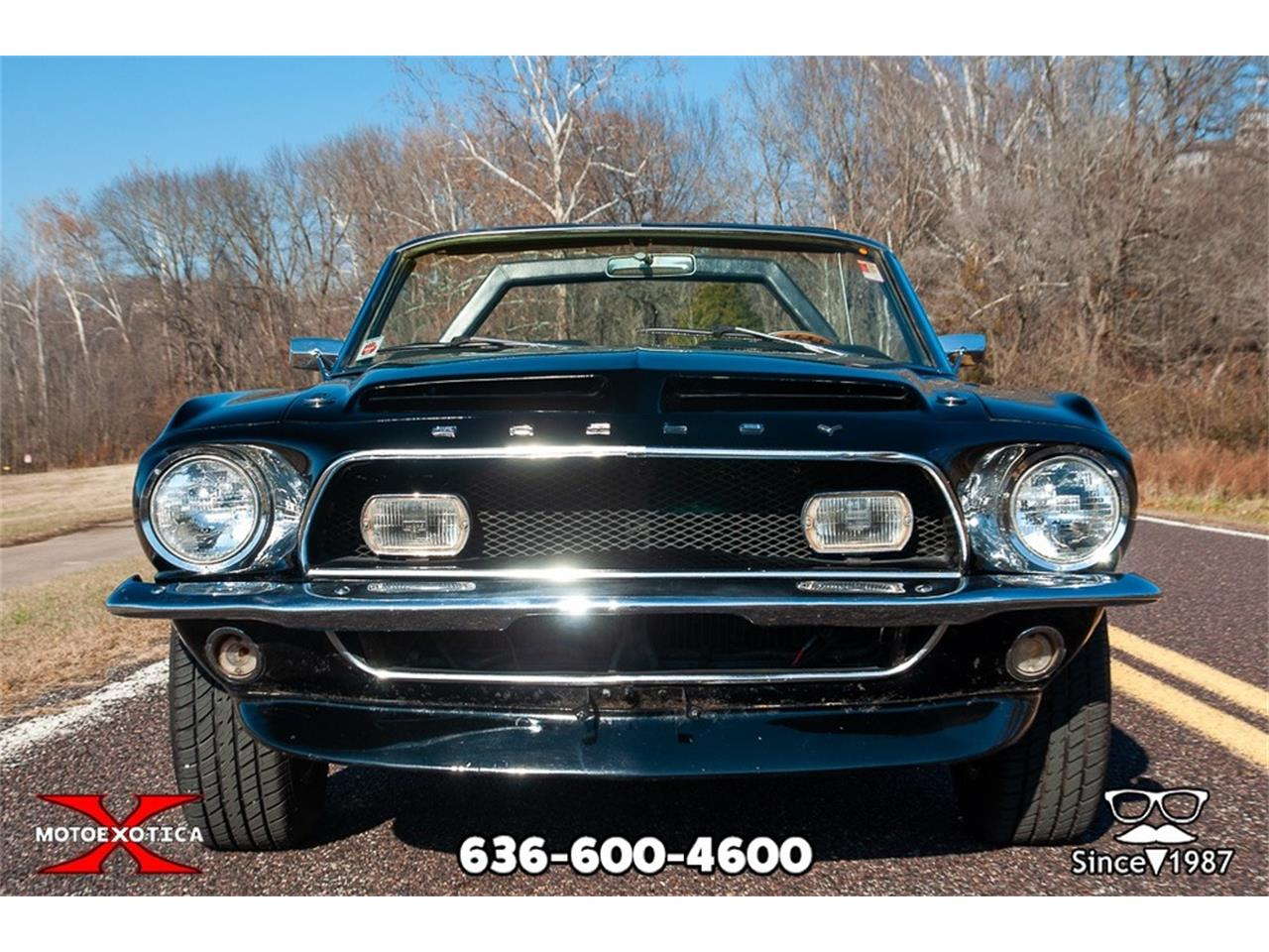 Large Picture of Classic 1968 Mustang located in St. Louis Missouri Offered by MotoeXotica Classic Cars - OE3E