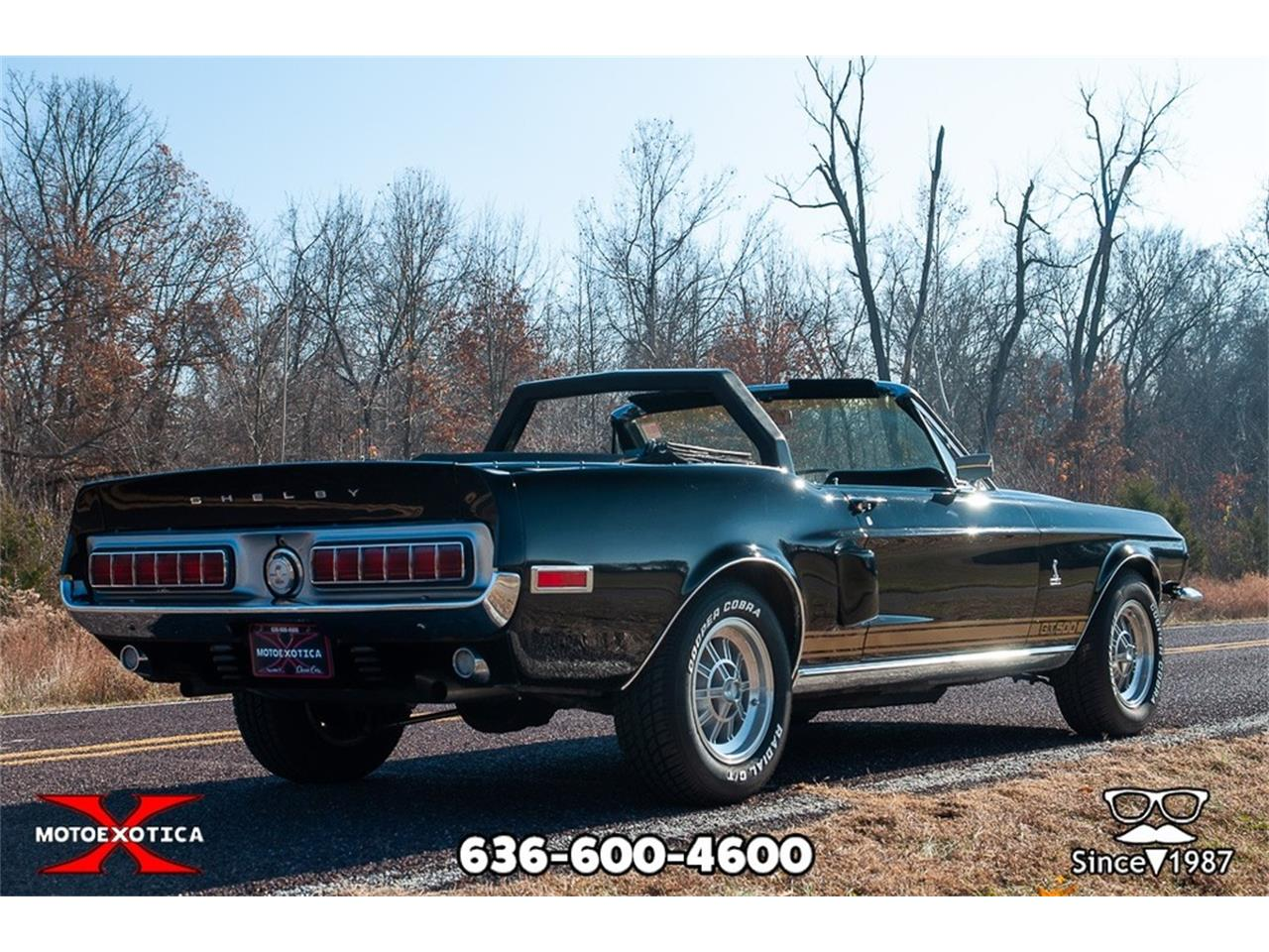 Large Picture of 1968 Mustang located in Missouri - $45,900.00 Offered by MotoeXotica Classic Cars - OE3E
