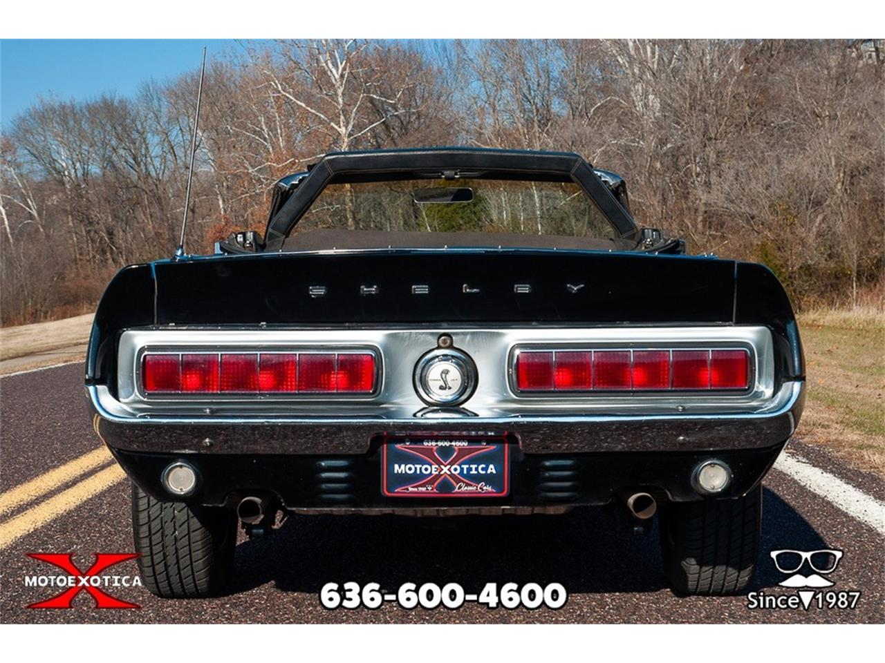 Large Picture of 1968 Mustang located in St. Louis Missouri - $45,900.00 Offered by MotoeXotica Classic Cars - OE3E