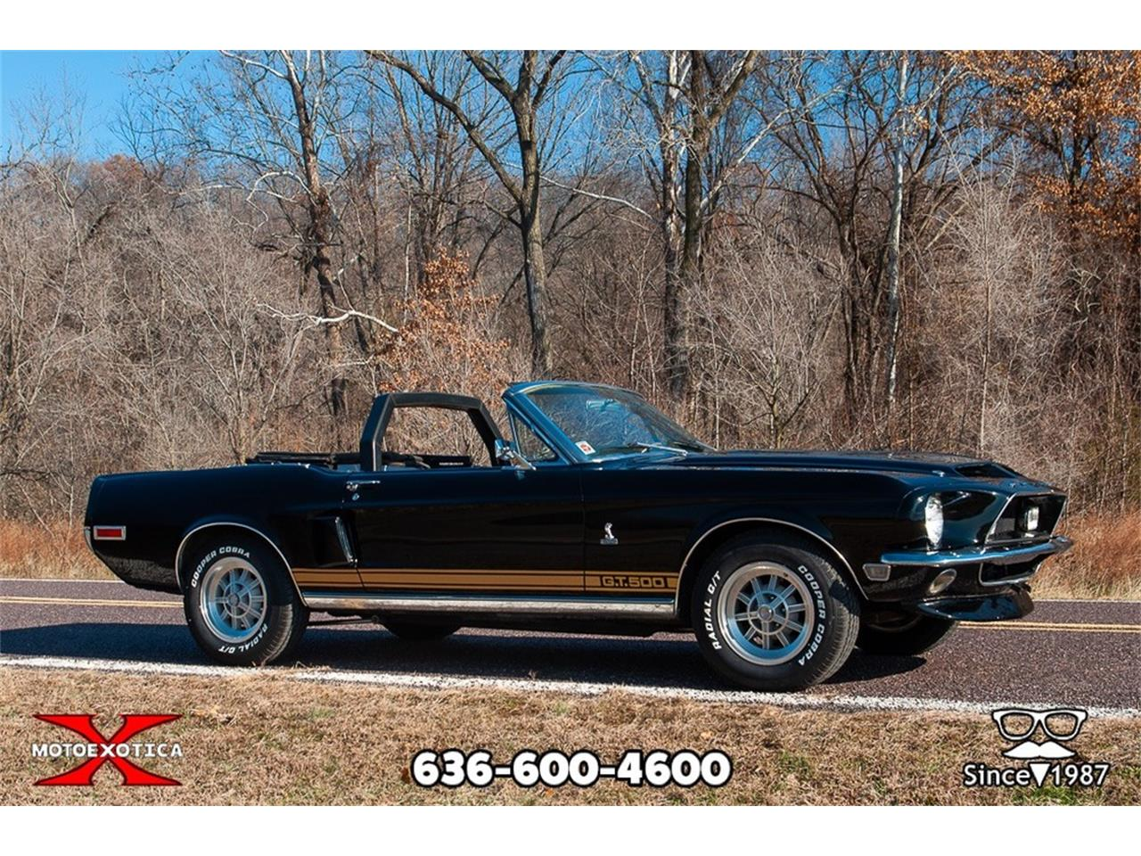 Large Picture of '68 Ford Mustang - $45,900.00 Offered by MotoeXotica Classic Cars - OE3E