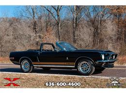 Picture of 1968 Mustang located in Missouri - $45,900.00 Offered by MotoeXotica Classic Cars - OE3E