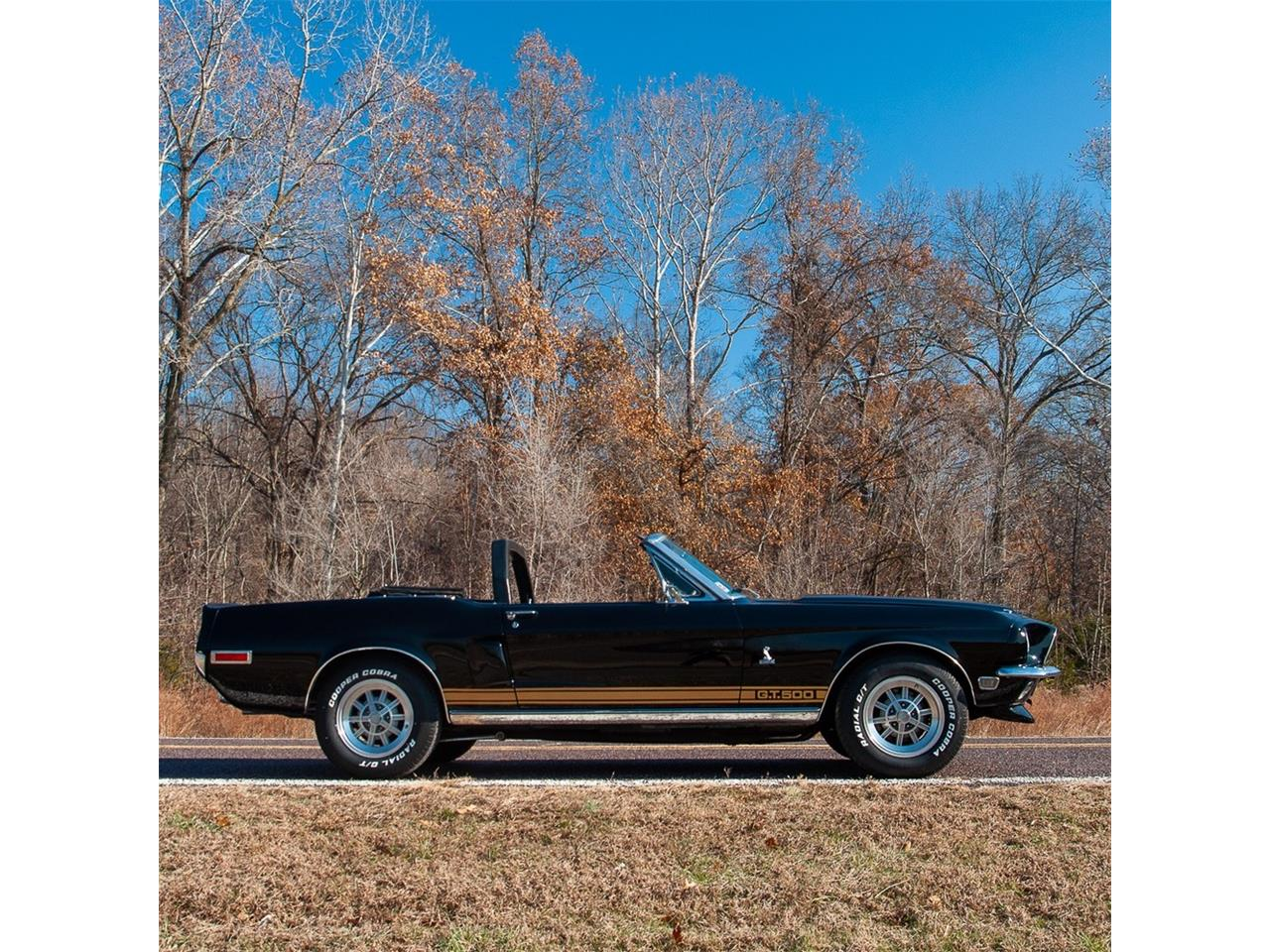 Large Picture of '68 Mustang located in St. Louis Missouri - $45,900.00 Offered by MotoeXotica Classic Cars - OE3E