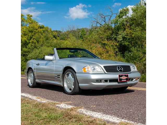 Picture of '96 SL600 - OE3H