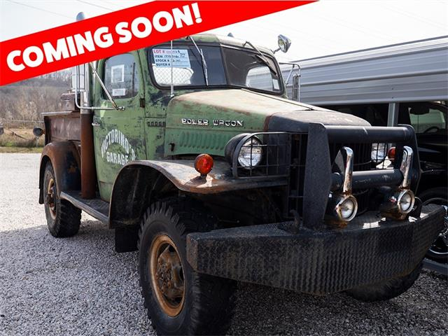 Picture of Classic '42 Dodge Power Wagon Auction Vehicle Offered by  - OE3I
