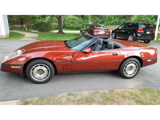 Picture of '87 Corvette - OE49