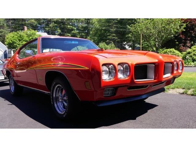 Picture of Classic 1970 LeMans located in Hanover Massachusetts Offered by  - OE4C