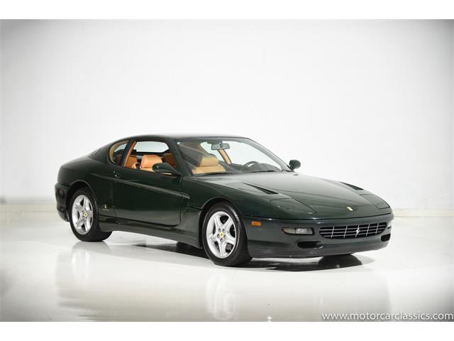 Picture of '95 Ferrari 456 located in New York - $89,900.00 - OE4D