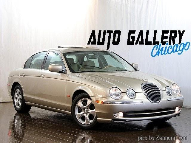 Picture of 2001 Jaguar S-Type located in Addison Illinois - $4,990.00 - OE4I