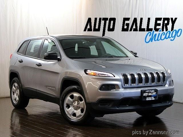 Picture of 2014 Cherokee Offered by  - OE4Q