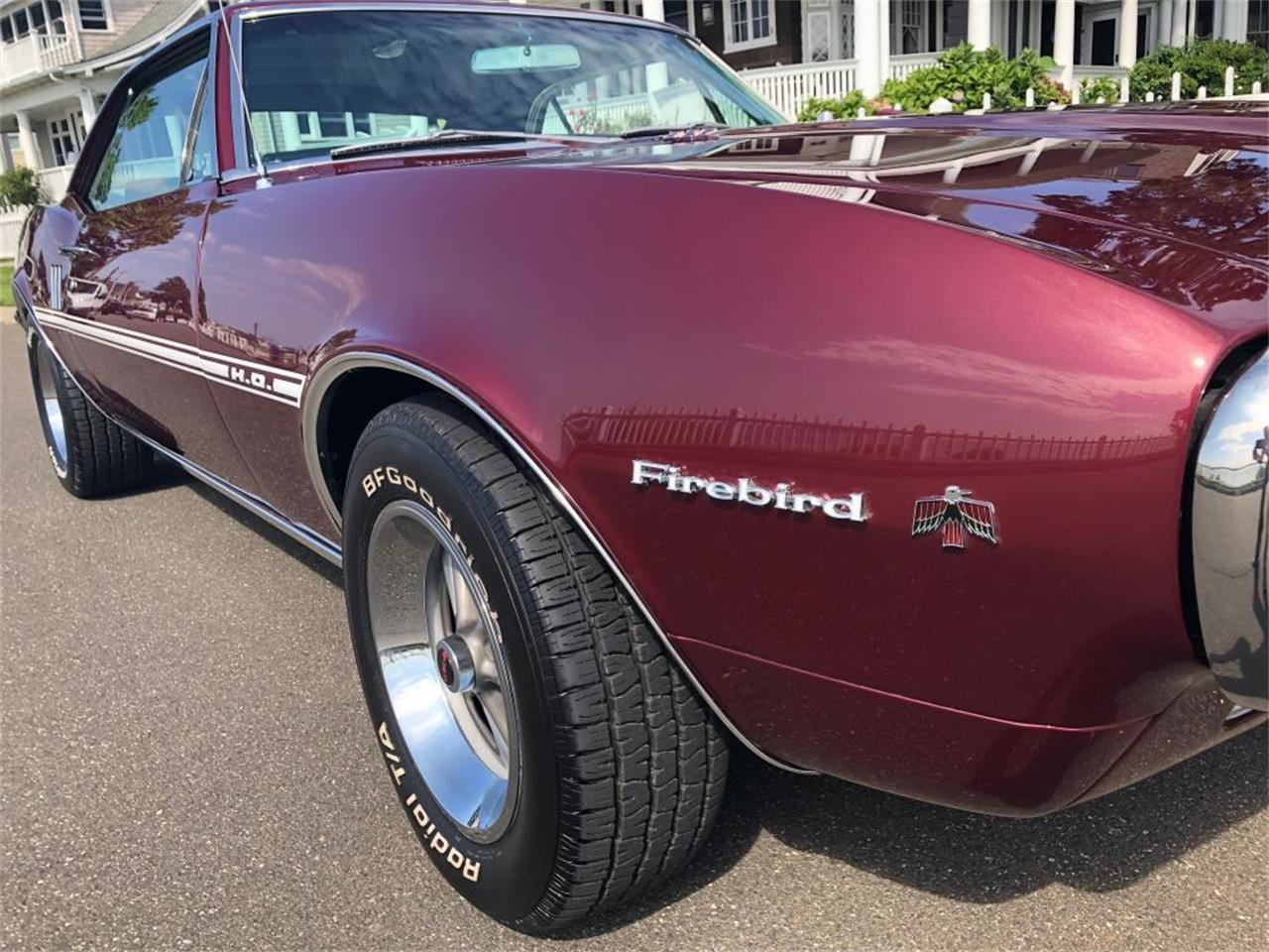 Large Picture of '67 Firebird - OE4R