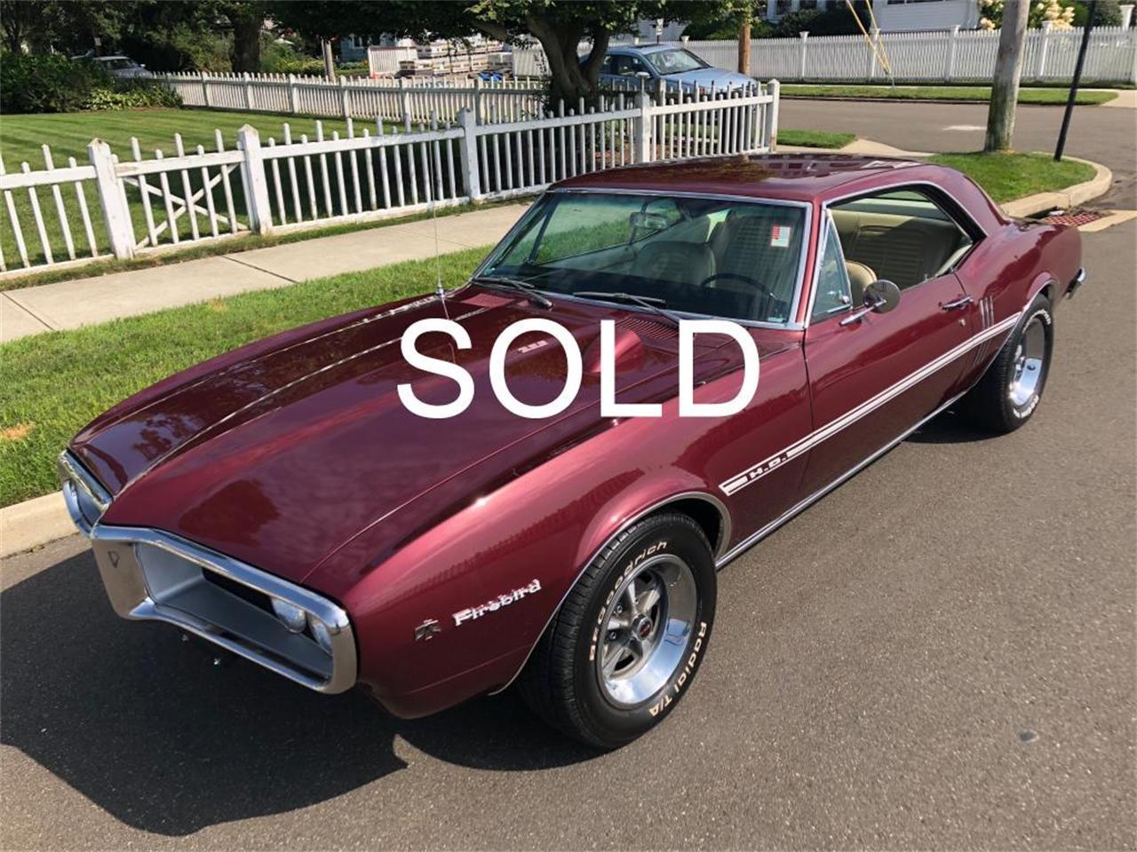Large Picture of '67 Pontiac Firebird - $42,000.00 - OE4R