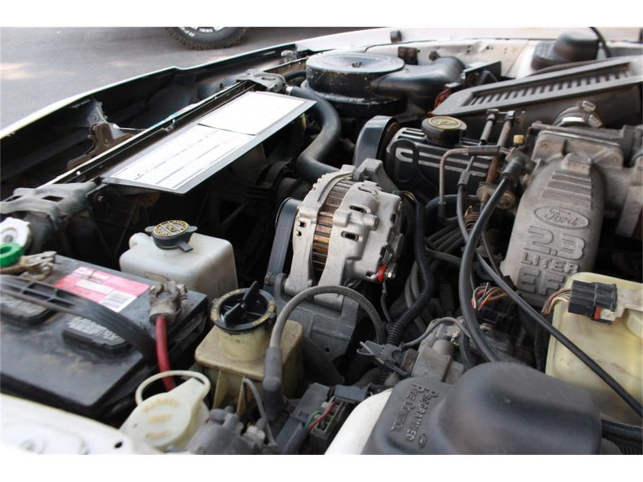 Large Picture of 1988 Ford Thunderbird - $12,700.00 Offered by Salt City Classic & Muscle - OE4V