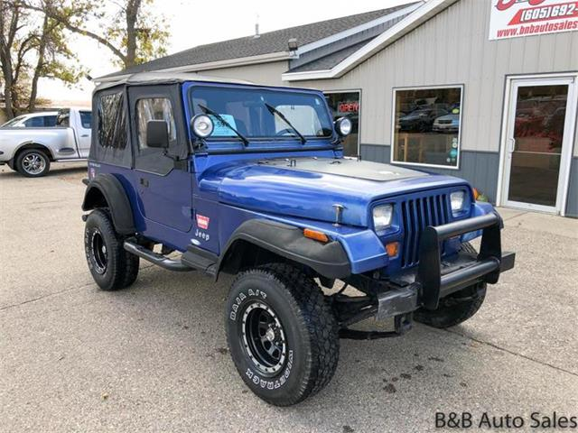 Picture of '94 Wrangler - OE5L