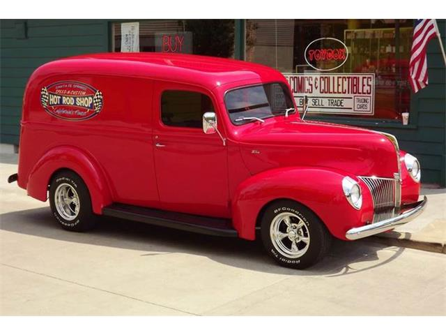 Picture of Classic 1940 Ford Panel Truck - $39,900.00 Offered by  - OE62