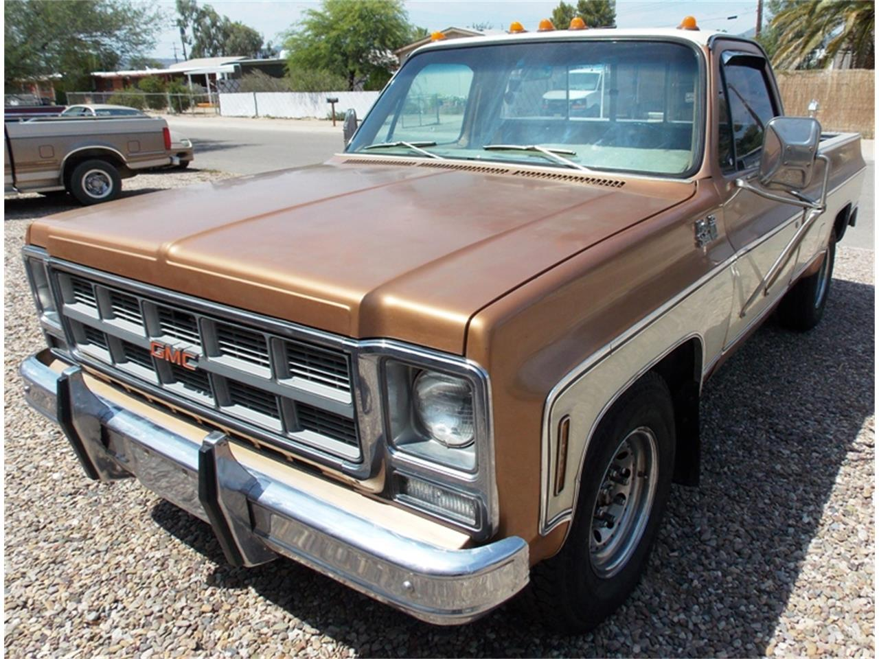 Large Picture of 1979 GMC 3500 located in Tucson Arizona - $9,900.00 - OE6G