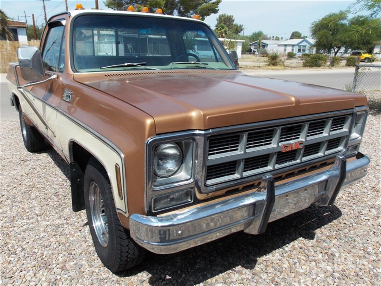 Large Picture of 1979 GMC 3500 - $9,900.00 Offered by Old Iron AZ LLC - OE6G